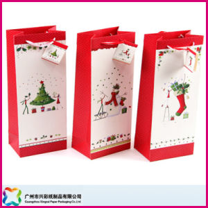 Factory Hotsell Paper Bag Cosmetic Packaging pictures & photos