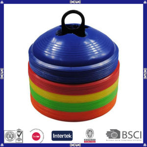 Plastic Good Quality Colorful Soccer Training Disc Cones Supplier pictures & photos