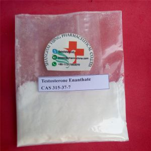 Sex Enhancing Drugs Anabolic Steroid Testosterone Enanthate Powder pictures & photos