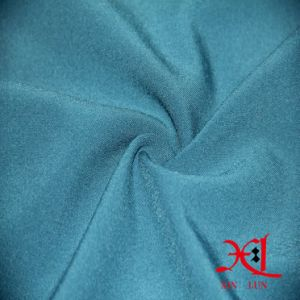 Woven Polyester Fabric with Stretch for Pants/Sportswear Suit pictures & photos