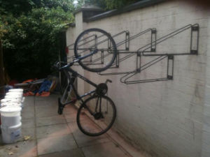 Home Wall Bike Storage Rack Mounts pictures & photos