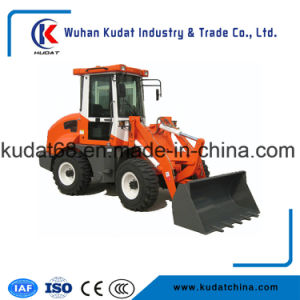 1.5tons Mini Front Wheel Loader with Ce CS915 pictures & photos