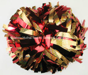 2017 Holographic Gold POM Poms pictures & photos