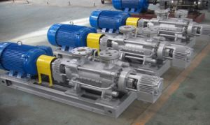 Horizontal Multistage Pump pictures & photos
