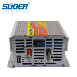 Suoer 12V 220V Power Inverter 3000W off Gird Solar Power Inverter (SUA-3000A) pictures & photos