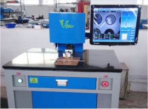 Optical Target Machine Auto Guide Hole Drilling Machine pictures & photos