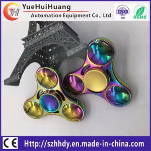 EDC Aluminium Alloy Anti Stress Release Metal Toys Hand Fidget Spinner pictures & photos