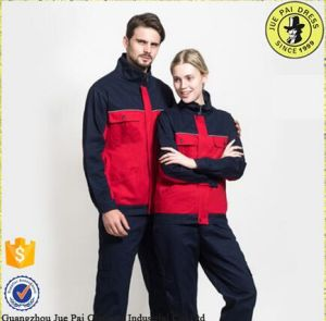 Winter Jacket and Pants Workwear for Factory Worker Uniform pictures & photos