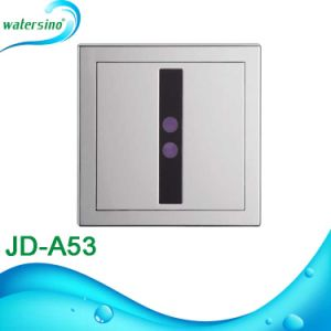 Bathroom Fitting Brass Electronic Auto Sensor Toilet Flush Valve pictures & photos