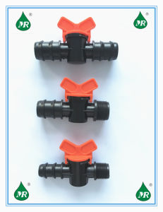 Dripper Irrigation Pipe Fittings Mini Valve pictures & photos