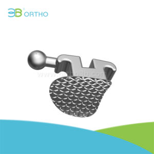 Orthodontic MIM Monoblock Bracket