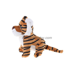 High Quality Realistic Wild Animal Tiger Stuffed Plush Toy pictures & photos