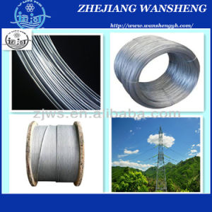 7 Wires Steel Strand with High Tensile Strength pictures & photos