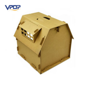 Comfortable Corrugated Cat House Cat Furniture Wholesale pictures & photos