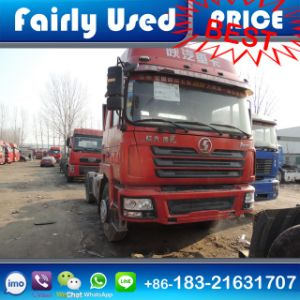 Used Shacman Tractor Head of Tractor Truck 420HP for Sale