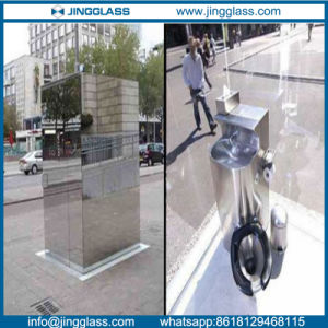 Imagic One Way Mirror Glass in Commercial Office and Karaoke pictures & photos