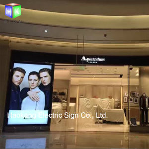 Wall Art Picture Frame LED Light Box Sign for Shopping Mall Advertising Display pictures & photos