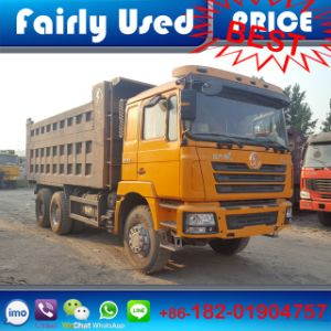 Low Price Shacman F3000 6X4 Used Dump Truck for Sale pictures & photos