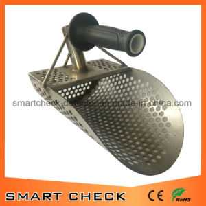 Stainless Steel Sand Scoop Beach Sand Scoop Metal Detector pictures & photos