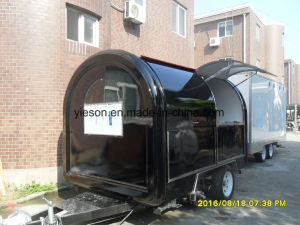 Window Custom Mobile Catering Trailer for Sale pictures & photos