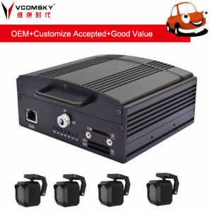 Digital Mobile NVR - 4CH 1080P pictures & photos