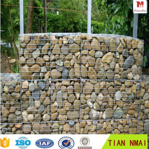 Stone Retaining Wall, Gabion Baskets pictures & photos
