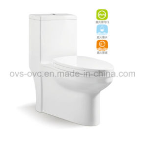 Hot Selling One Piece Sanitary Ware Ceramic Toilet for Bathroom pictures & photos