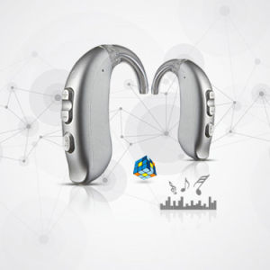 Mars12 Ric / Bte Programmable Digital Hearing Aids, China Hearing Aids Good Price pictures & photos
