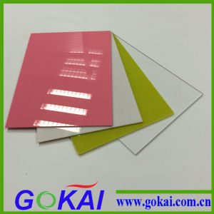 3mm Cast PMMA Color Acrylic Sheet pictures & photos