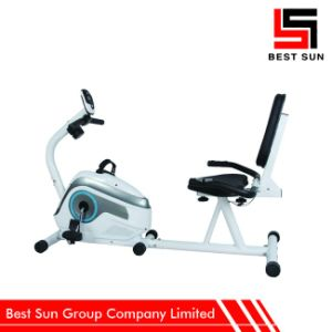 Magnetic Recumbent Exercise Bike with Seat pictures & photos