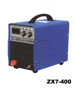 Manufacturer High Quality IGBT Inverter MMA Welder Zx7-400 pictures & photos