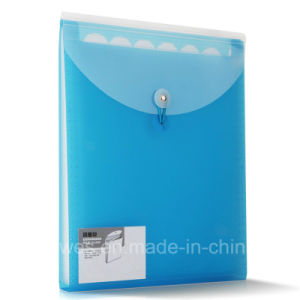 Colorful Vertical Expanding File Folder, Rope Bag pictures & photos