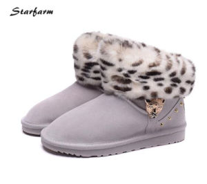 Ankle Boots for Women Winter Wear pictures & photos