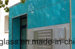 Ceramic Fritted Cladding Glass pictures & photos