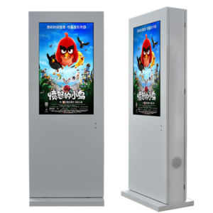 "55""Projective Capacitive Touch All in One Screen Monitor Interactive Digital Signage pictures & photos"