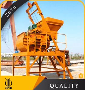 Js750 Zeyu Concrete Mixing Machine with High Quality pictures & photos