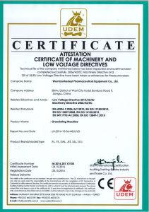 Jfz-150 Stainless Steel Pulverizing Granulator pictures & photos