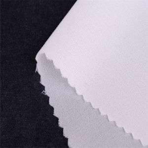 Woven Soft Fusible Interlining for Ladies Jackets and Men′s Waistcoats pictures & photos