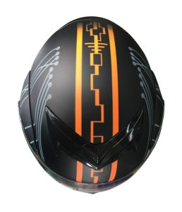 Flip up Helmet for Motorcycle with Ce Approved. Casco pictures & photos
