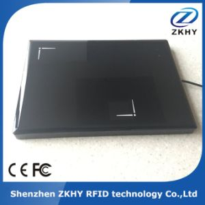 USB Interface Mirror Glass RFID Desktop Reader pictures & photos