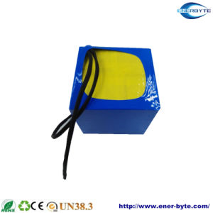 Golf Car/ E-Wheelchair Rechargealbe LiFePO4 Battery Pack 14.8V 80ah pictures & photos