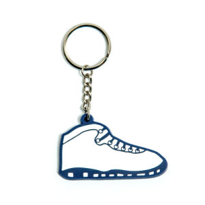 Rubber Key Chain for Publicity Gift pictures & photos