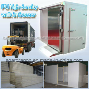 PU High Density Walk in Freezer pictures & photos