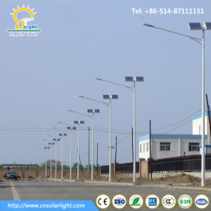 Economical Type 30W-60W Solar Street Light with LED Light in Lebanon pictures & photos