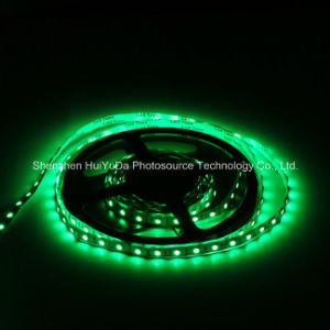 High Brightness Green Color IP20 SMD5050 Chip 30LEDs 7.2W DC24V LED Strip pictures & photos