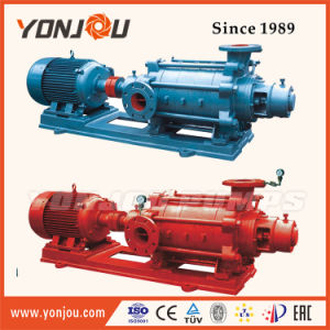 D Large Capacity Multi-Stage Centrifugal Water Pump pictures & photos