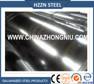Baosteel (huangshi) Galvanized Steel Coil with RoHS Approved pictures & photos