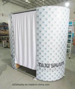 DIY Aluminum and Fabric Portable Photo Booth pictures & photos