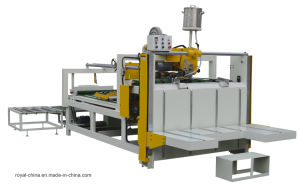 Semi-Automatic Gluing Machine with ISO9001 pictures & photos