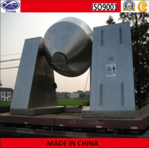 Aluminium Nitrate Double Tapered Vacuum Drying Machine pictures & photos